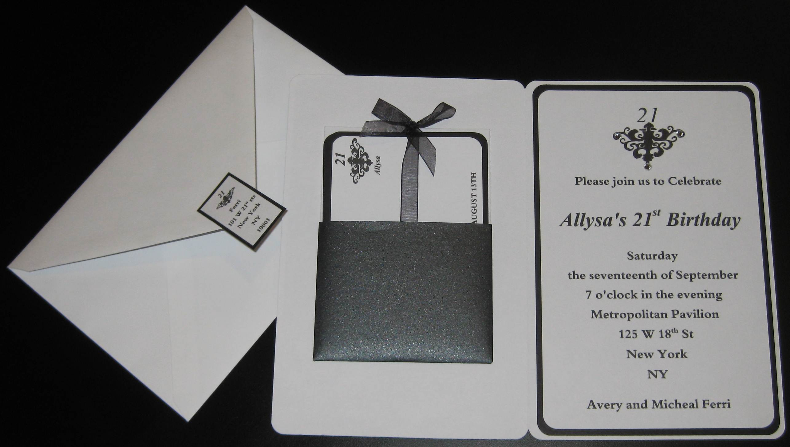Annemarie Prinsloo Creations: Wedding Invitation Pictures